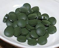 Органическая биодобавка хлорелла 250 г табл\порошок