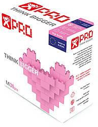 Конструктор Nobi PRO 2x2 розовый