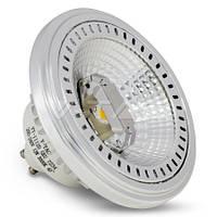 LED лампа V-TAC AR111 COB 12W 3000K GU10 40D DIM