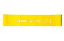 Эспандер-ленточный PowerPlay 4114 Medium yellow