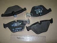 Колодки тормозные дисковые, комплект  (Пр-во Bosch) 0 986 495 082