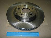 Диск тормозной TOYOTA CAMRI SALOON - 2.4, 3.5  RAV 4 III (пр-во SANGSIN) SD4021