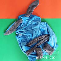 Детский халат, материал вельсофт р.24,28,32