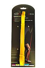 Эспандер-петля PowerPlay 4115 Light    Желтая