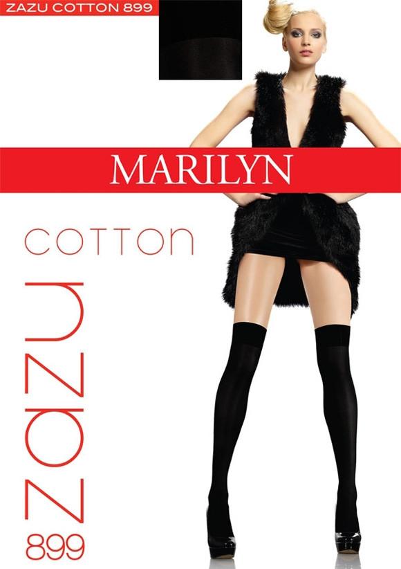 Гольфы хлопковые MARILYN ZAZU 899 Cotton