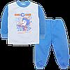 Пижамы с начесом детские