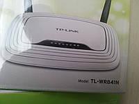 Wi-Fi роутер TP-LINK TL-WR841N Бездротовий маршрутизатор