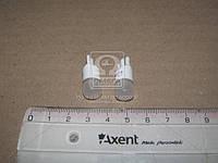 Лампа накаливания W5W T10, 12V, w2.1x9.5d, 6000 К, X-tremeVision LED (пр-во Philips) 127996000KX2