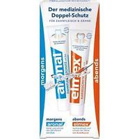 Медицинская зубная паста Aronal + Elmex Set