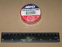 Изолента красная ABRO ET-912 R