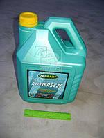 Антифриз OIL RIGHT (зеленый) 5кг 2902