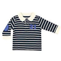 Кофта-поло для мальчика Hudson Baby (США), 6М,9М