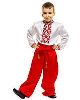 """национальный новогодний костюм для мальчика """"Украинец"""""""
