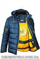 Куртка зимняя мужская TALIFECK M064A синяя, фото 1