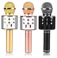 Радиомикрофон+ караоке MOD-858