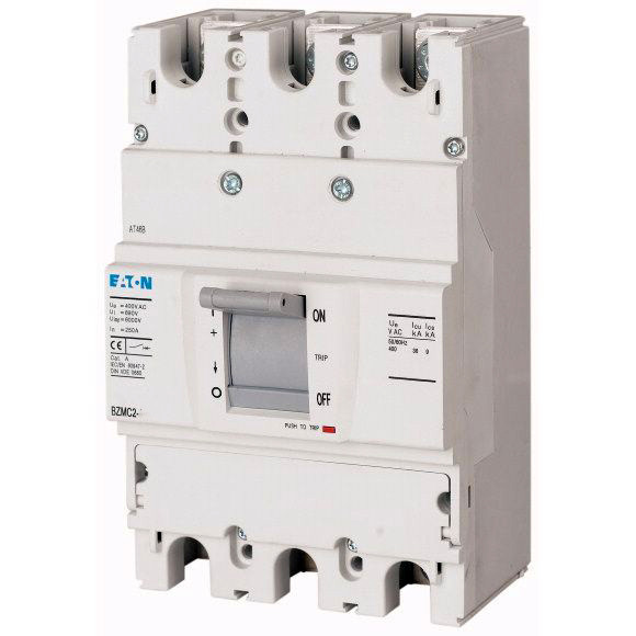Автоматичний вимикач силовий 3p 250А 25кА, EATON BZMB2-A250 (116972)