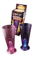 Сувенир стаканчики Light Up Willy Surprise Beer Glass