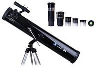 Телескоп OPTICON Discovery 114F900AZ 450x + Линзы