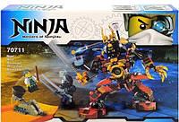 Конструктор Ninja 70711 Механический самурай