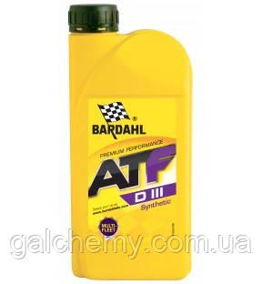 Мастило Декстрон ІІІ Bardahl ATF III (1 л) (36281)