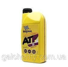Мастило для коробки автомат Bardahl ATF VI 1л (36591)