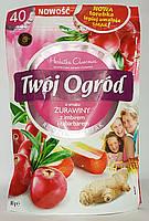 Чай фруктовый пакетированный Twoi Ogrod с клюквой, имбирем и ревенем (40штх2г) Польша