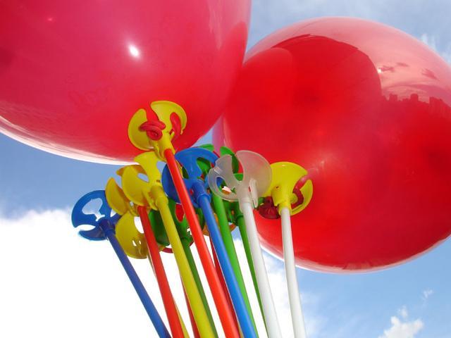 Аксесуары для шариков