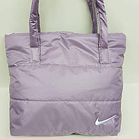 Стильная сумка пуховик, фото 1