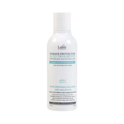Бесщелочной шампунь La'dor Damage Protector Acid Shampoo