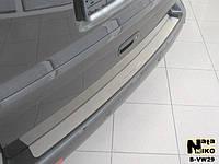 Накладка на бампер Premium Volkswagen Transporter T5 2003-