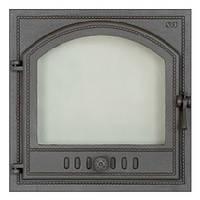 Дверца отопительно-варочной печи SVT 406