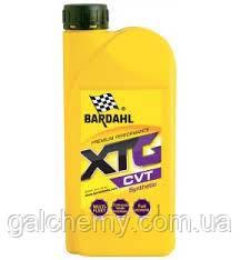 """Мастило для АКПП """"варіатор"""" Bardahl XTG CVT (1 л) (36501)"""
