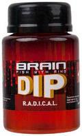 Дип для бойлов Brain F1 R.A.D.I.C.A.L. (копченые сосиски) 100ml