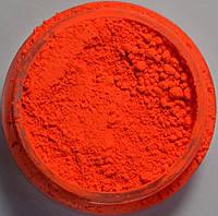 Сухой пигмент флуорисцентный оранжевый-5 грамм