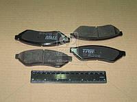 Колодка тормозная CHEVROLET EPICA, EVANDA 2.0, 2.5 заднего (производитель TRW) GDB3346