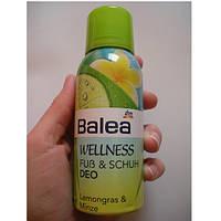 Дезодорантдля ног и обувис экстрактом мяты и лимонной травыBalea Wellness Fus&SchuhDeo100 мл