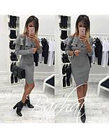 Женское стильное платье новинка 2017