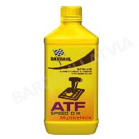 Мастило для АКПП і ГУР Bardahl ATF D lll Multivihicle (1л) (432040)