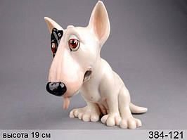 Статуэтка собака Сайкс 19 см полирезина