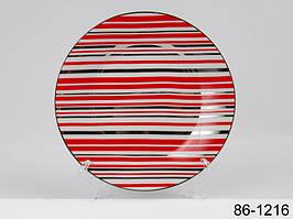 Набор тарелок 6 предметов 86-1216