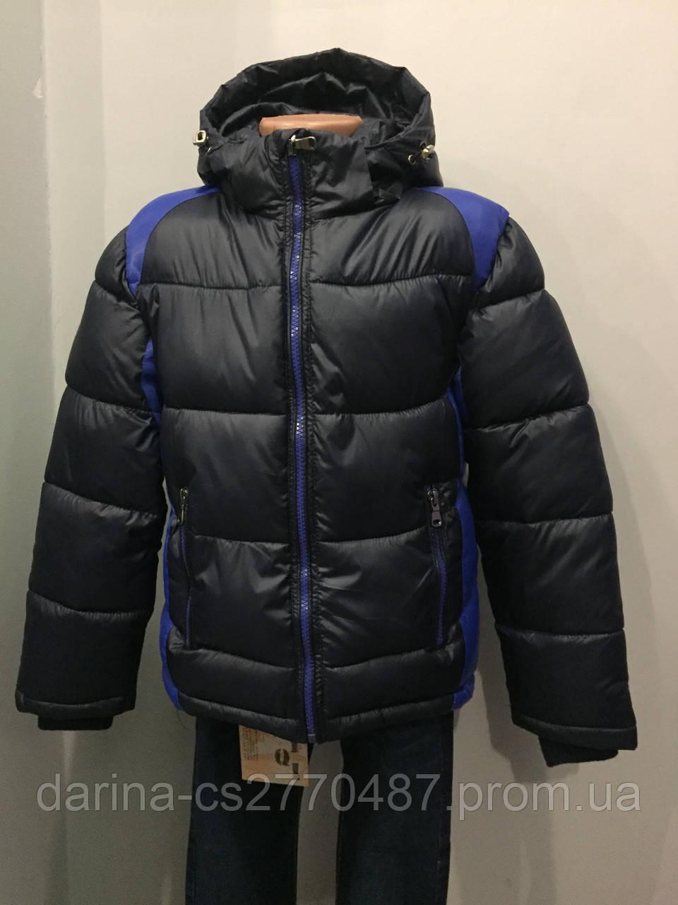 Зимняя куртка для мальчика 110,116 см