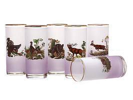Набор стаканов Nb Art Охота 6 штук 615-466