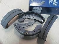 Колодки тормозные баробанного Daewoo Lanos / Chevrolet (производитель Dafmi) DA132