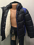 Зимняя куртка для мальчика 110,116 см, фото 3
