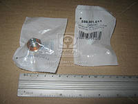 Пробка поддона масляного M10x1.25 L=13 (производитель Fischer) 256.851.011