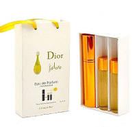 Набор с феромонами - Christian Dior Jadore (3×15 ml)