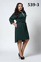 Платье для  полных красивое, модное, нарядное  Алексия   размеров 52, 54, 56, 58,60 разных цветов