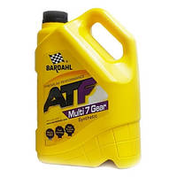 Мастило для АКПП та ГУР Bardahl ATF Multi 7 Gear 5л (36583)
