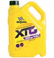 Мастило гіпоїдне трансмісійне Bardahl XTG 85W140 5л (36393)