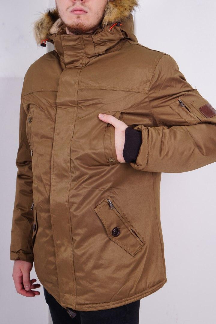 Купить Куртку С Мехом Мужскую